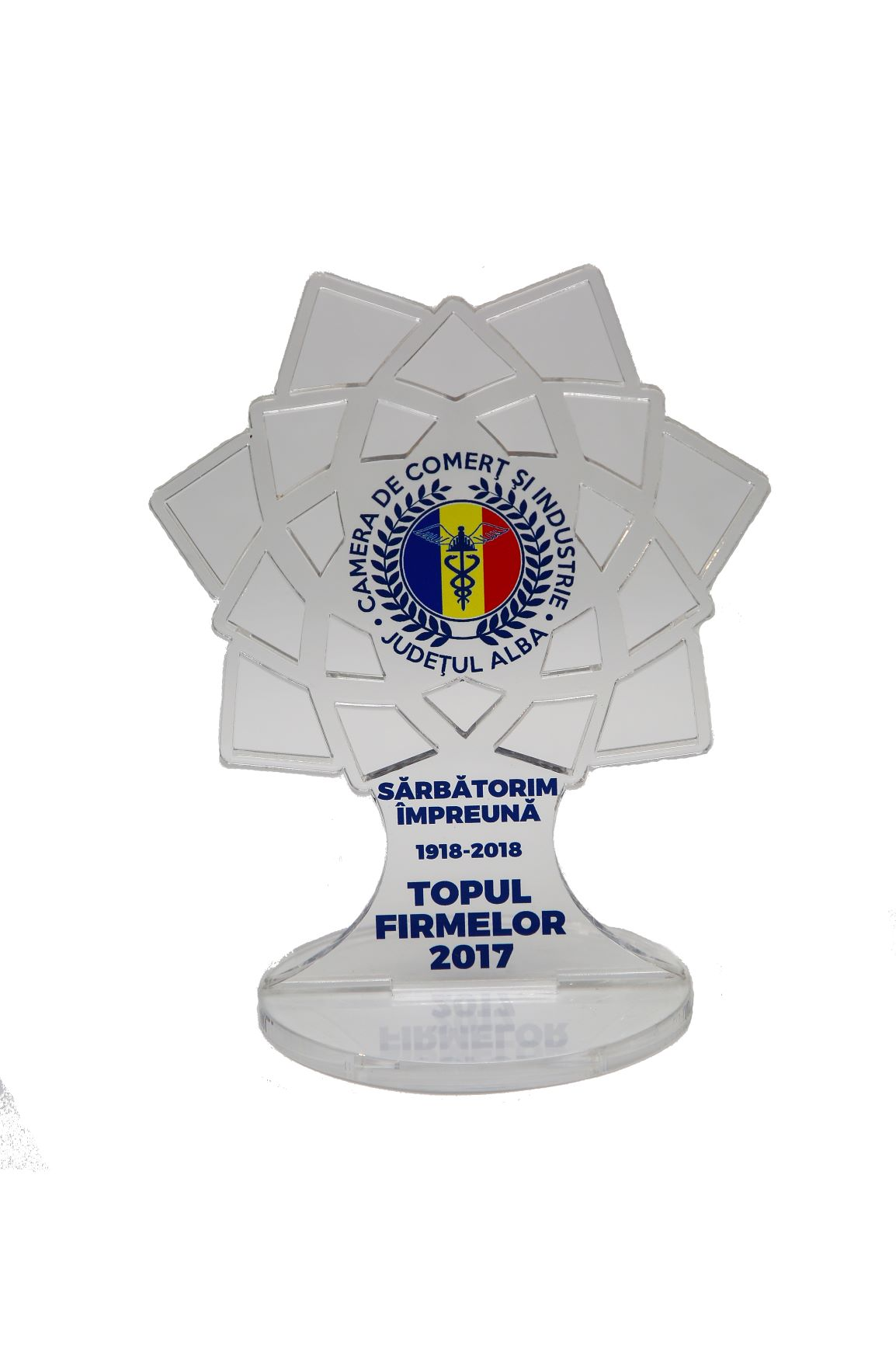 TOPUL FIRMELOR CAMERA DE COMERT ALBA